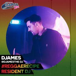 #ReggaeRecipe Resident DJ 028 - DJames (@djamesthedj)
