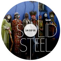 Solid Steel Radio Show 14/10/2016 Hour 1 - Goat