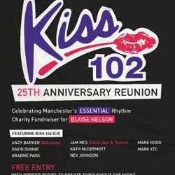 This Is Graeme Park: Kiss 102 25th Anniversary @ Pen & Pencil Manchester 19OCT19 Live DJ Set