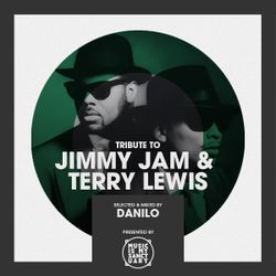 Tribute to JIMMY JAM & TERRY LEWIS - Selected & Mixed by Danilo (Part 1 - The 80s Sessions)