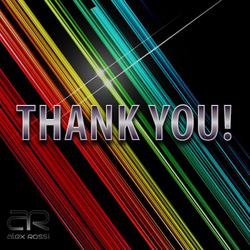 Alex Rossi - Big Thank You Mix (July 2k13)