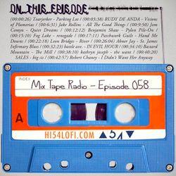 Mix Tape Radio | EPISODE 058