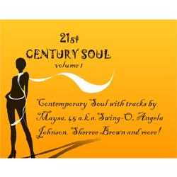 21st CENTURY SOUL - Volume 1