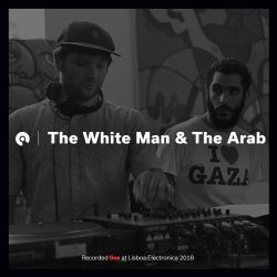 The White Man & The Arab @ Lisboa Electronica 2018 (BE-AT.TV)
