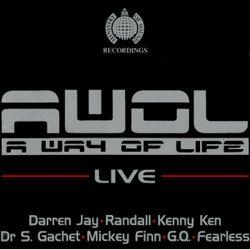Randall, Mickey Finn, Kenny Ken, Darren J - AWOL: A Way Of Life - Live [1995]