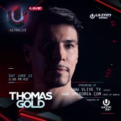 Thomas Gold LIVE @ UMF Korea - Day 2