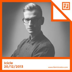 Icicle – Fabric Live Promo Mix – December 2013