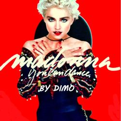 Madonna  You Can Dance  Tribute Vol 1-'''Extended & Hot Tracks''