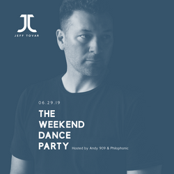 94.7 The Weekend Dance Party 06.29.19