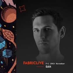 Ed:it FABRICLIVE x 15 years of Shogun Audio Promo Mix