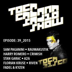 TOCACABANA RADIO SHOW 39_2015