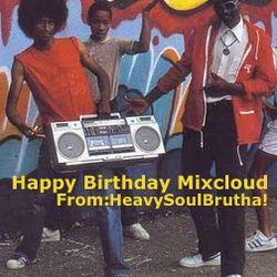 Mixcloud Birthday Party!