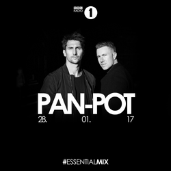 BBC Radio 1 Essential Mix Pan-Pot