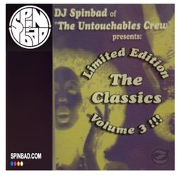 DJ Spinbad The Classics 3 (Side A & B)