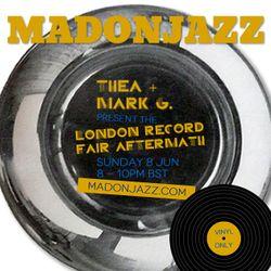 MADONJAZZ - London Record Fair