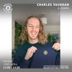 Charles Vaughan with Oompa (April '21)
