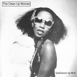 [ The Clean Up Woman ] by Mr.K.