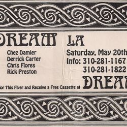 Derrick Carter - Live @ Dream L.A. (side.b) 1995