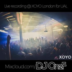 @DJOneF LIVE @ XOYO London 13.09.17 [EDM/Moombahton]