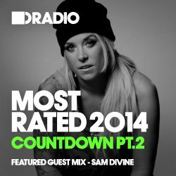 Defected In The House Radio - Most Rated Countdown Pt 2 - 15.12.14 - Guest Mix Sam Divine