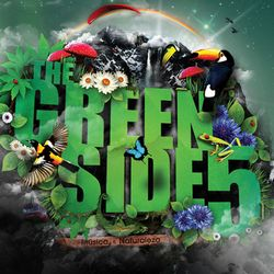 Footwork mini-mix for Green Side Festival