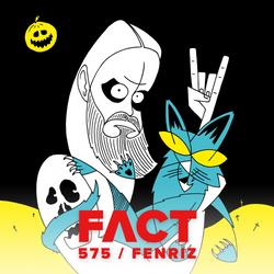 FACT mix 575: Fenriz of Darkthrone (October '16)