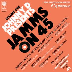 Johnny D Presents Jamms on 45