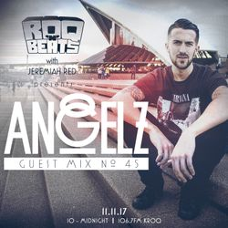 ROQ N BEATS with JEREMIAH RED 11.11.17 - GUEST MIX: ANGELZ - HOUR 1