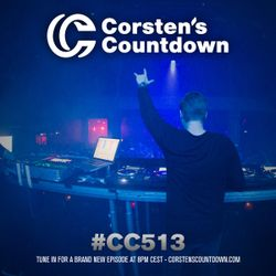 Corsten's Countdown - Episode #513