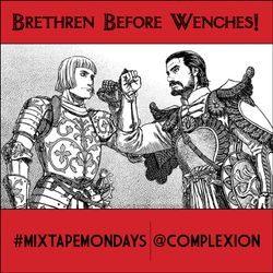 Dj Complexion - #MixTapeMondays The Dudes Mini-Mix