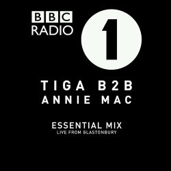 Tiga B2b Annie Mac - Live From Glastonbury 2014