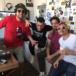 The Soul Clap Records Show w/ Eli, Mo'Funk, Mo Drums 5/1/18