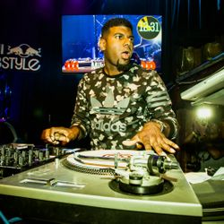 DJ Mike Swift - USA - New Orleans Regional Qualifier 2015