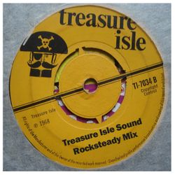 Treasure Isle Sound Rocksteady MIx