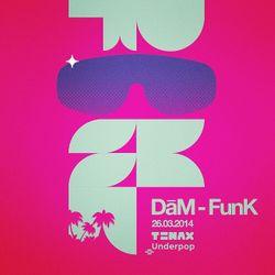DâM-FunK @ Mixology