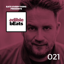 EB021 - edible bEats - Eats Everything live from By the Creek Festival, Utrecht