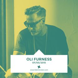 Oli Furness - fabric x Demo Promo Mix (Feb 2015)