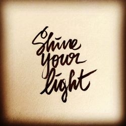 SHINE YOUR LIGHT MIX
