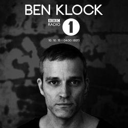 Ben Klock (Ostgut Ton, Klockworks) @ BBC Radio 1`s Essential Mix, BBC Radio 1 (10.10.2015)