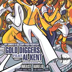 Aurelio @ Gold Diggers, Djoon, Friday February 7th, 2014