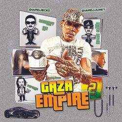 DJ ECKO & DJ JUNKY - GAZA EMPIRE 2 MIXTAPE