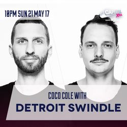 Coco Cole w/ Detroit Swindle