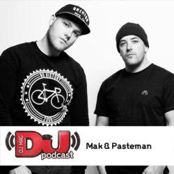DJ Weekly Podcast   Mak & Pasteman