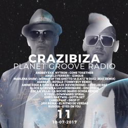 Crazibiza Radioshow - 11 (10-07-2017)