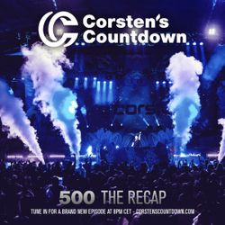 Corsten's Countdown - Episode #500