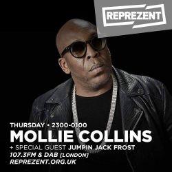 J J FROST MINI MIX FOR MOLLIE COLLINS SHOW ON REPREZENT RADIO