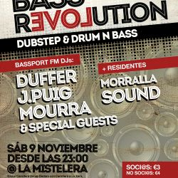 Duffer - Live @ Bass Revolution 09.11.13