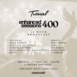 Enhanced Sessions 400 - Hour 11 - Cuebrick