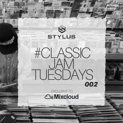 @DjStylusUK - #ClassicJamTuesdays 002 (Oldskool 90's R&B / HipHop / Slow Jams)