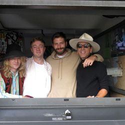 Mount Kimbie, William Basinski & Connan Mockasin - 15th September 2015